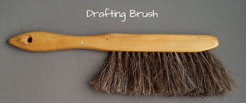 Drafting Brush
