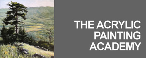 The Acrylic Painting Course