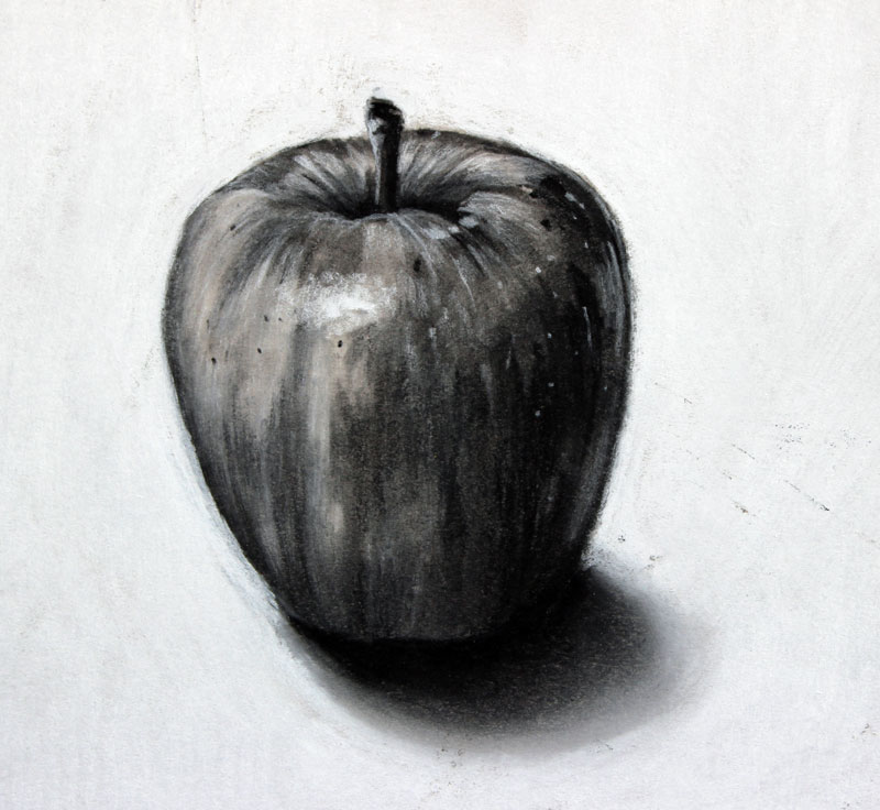 How to Draw with Charcoal - Charcoal Drawing Techniques  How to Draw wit...
