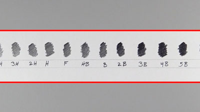 The Guide to Graphite - Graphite grades and sharpening