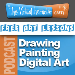 Drawing, Painting, and Digital Art Tutorials - TheVirtualInstructor.com