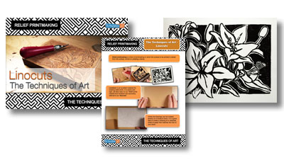 Relief Printmaking Ultimate Lesson Plan