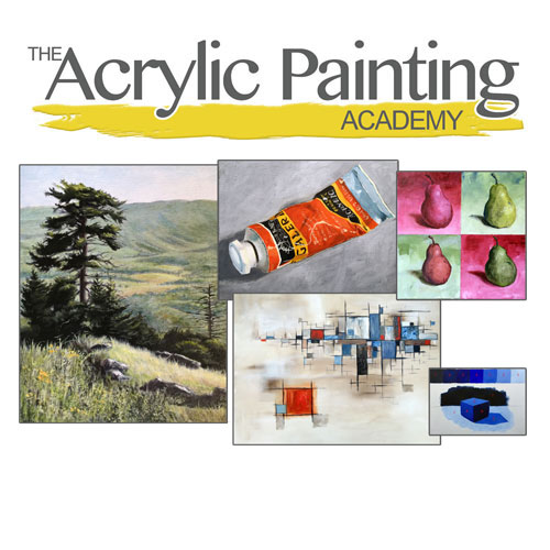 Painting lessons learn how to paint for Learn to paint online