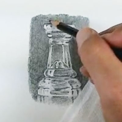 Reflective Surfaces Graphite