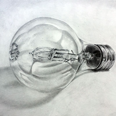 Graphite Light Bulb Lesson
