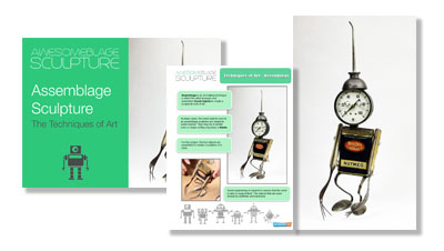 Ultimate Lesson Plan - Assemblage Sculpture