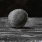 Eraser Drawing- Highlight Rendering