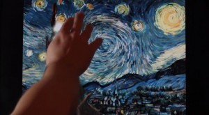 Interactive Starry Night