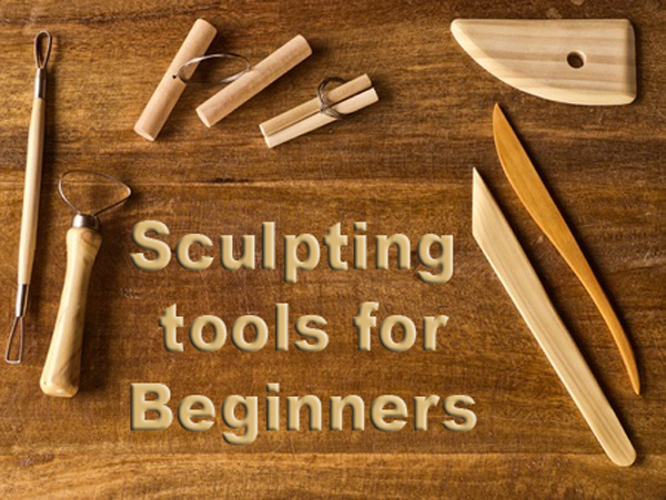 Sculpting Tools for Beginners