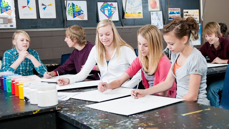 Create an Environment That Is Best for Teaching and Learning Art