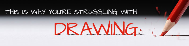 People Struggle with Drawing