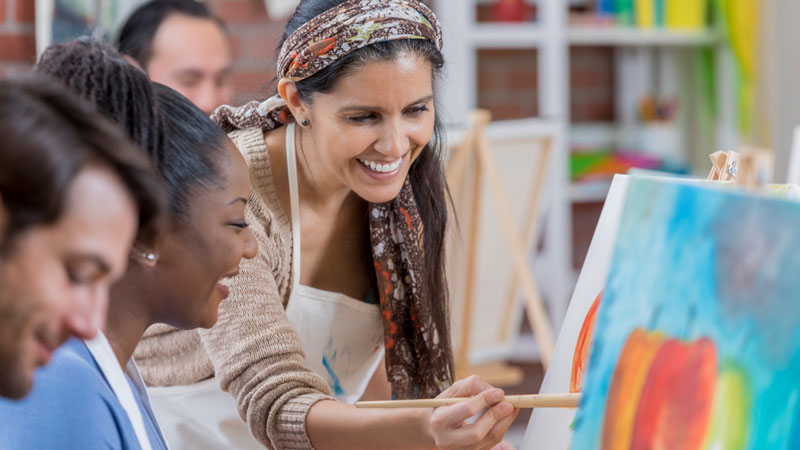 Teaching Art - 7 Ways to Start the Year Off Right