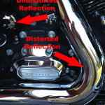 Reflective Metal - Distortion