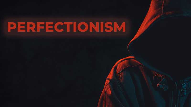 Perfectionism and the artist
