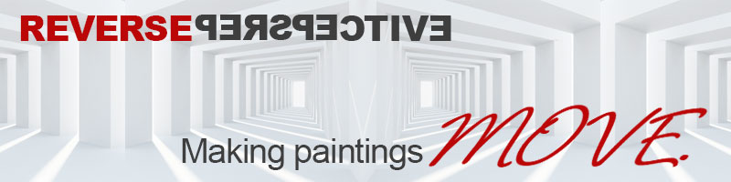 Reverse Perspective - Making Paintings Move