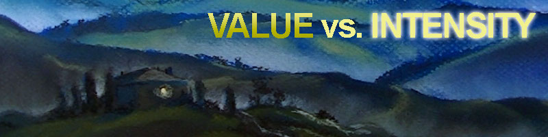 Value vs. Intensity