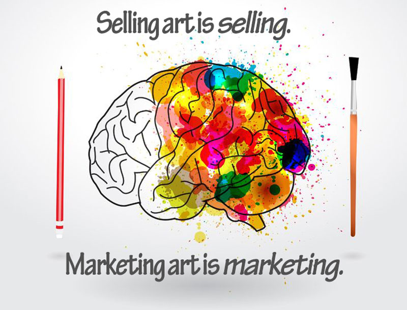 Selling and Marketing your art