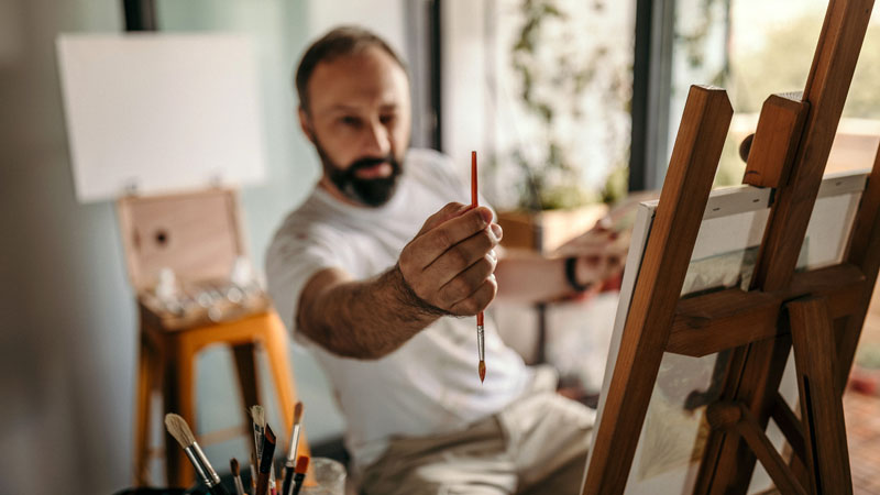 Draw and Paint What You See - 6 Things to Look For
