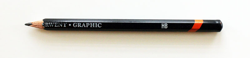 Graphite Pencil for Sketching