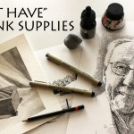 Must Have Pen and Ink Supplies