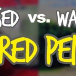 Oil-based vs Wax-based Colored Pencils