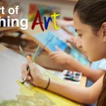 The art of teaching art
