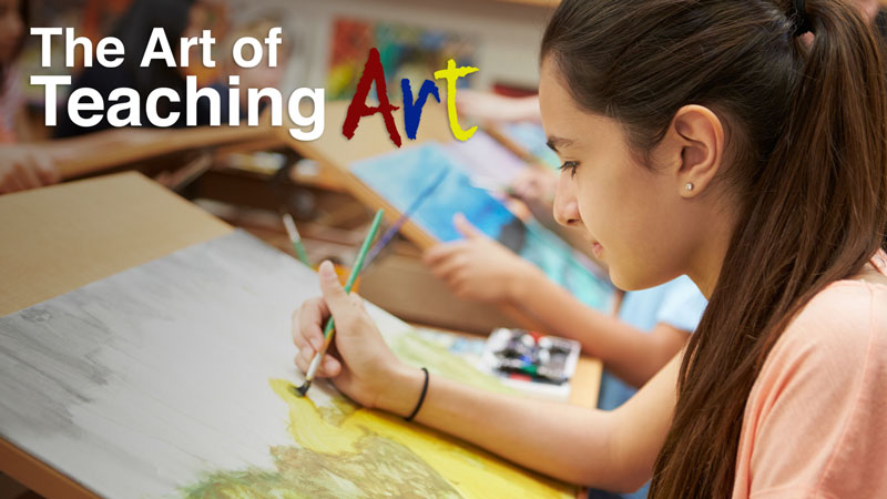 the art of teaching writing Overview: this lesson connects visual art through literature and writing via norman rockwell prints for today's free friday, we're unveiling a brand new arts integration lesson seed.