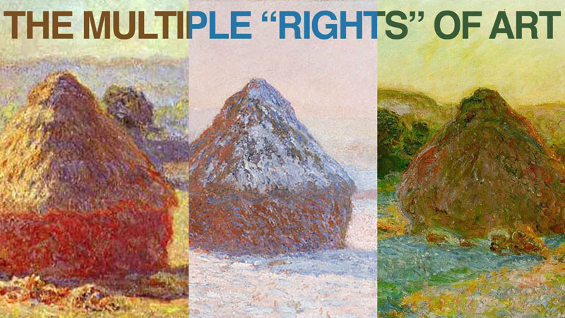 The Multiple Rights of Art