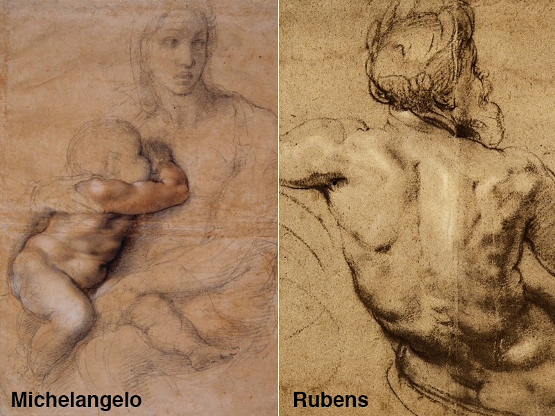 Michelangelo Rubens Examples