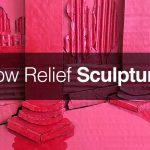 Low Relief Sculpture