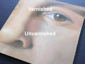 Why varnish a painting