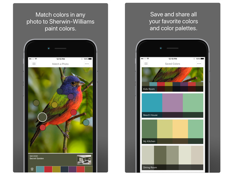 Color Matching Apps
