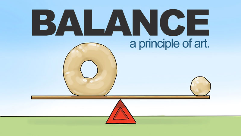 Principles Of Art Balance : Balance a principle of art