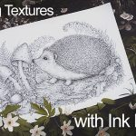 How to Draw Textures with Pen and Ink