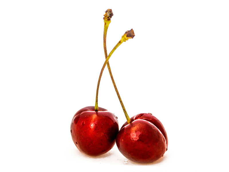 Cherries Reference Photo