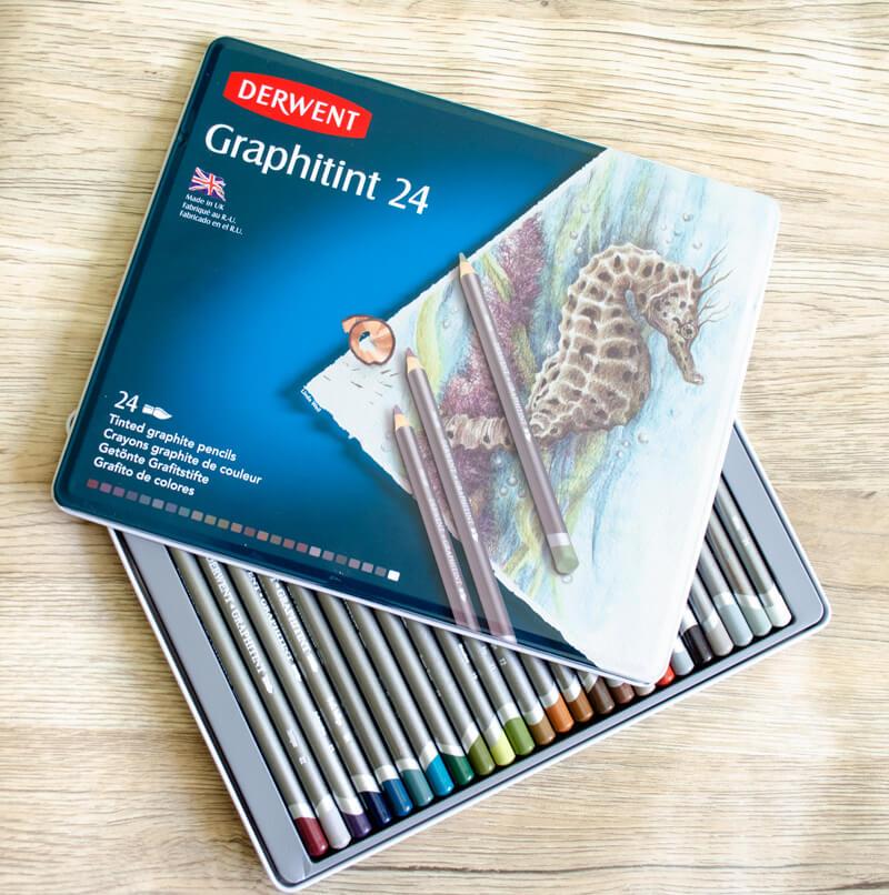 Graphitint pencils