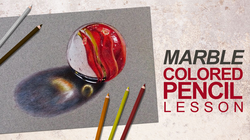 Featured Colored Pencil Lesson