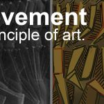 Movement - A Principle of Art