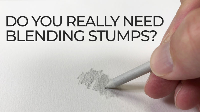 Do You Really Need Blending Stumps?