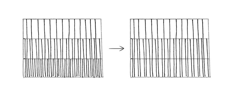 Drawing errors corrected in photoshop
