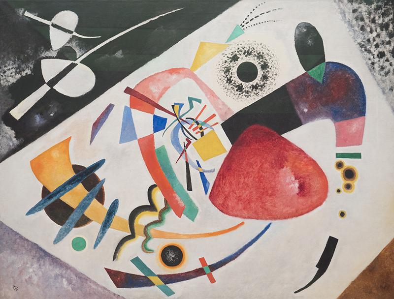 Non-objective art - Kandinsky