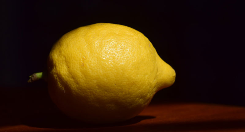 Lemon Reference Photo