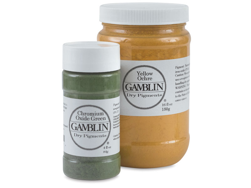 Gamblin Artists Pigments