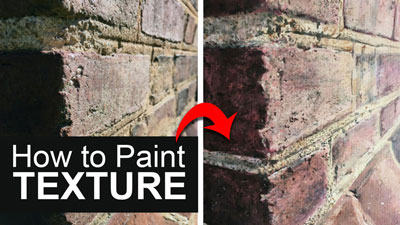 How to Paint Texture