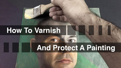 How to Varnish Paintings