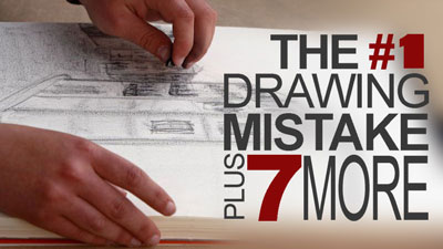 Drawing Mistakes
