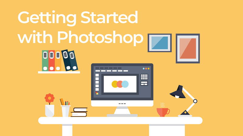 Photoshop Lessons-How to Use Photoshop for Beginners