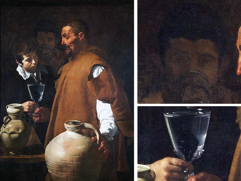 Baroque painting example - Velazquez