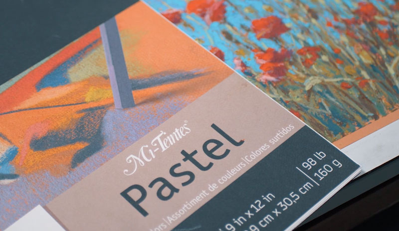 Pastel Paper for Oil Pastels