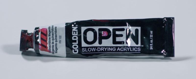 Open acrylics